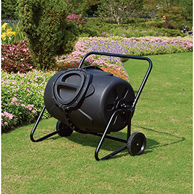50 Gallon Compost Tumbler