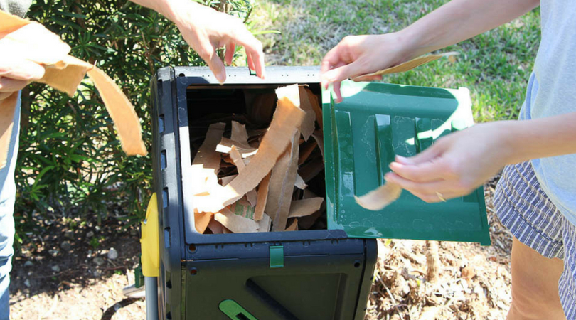 why is composting important tumbling composter