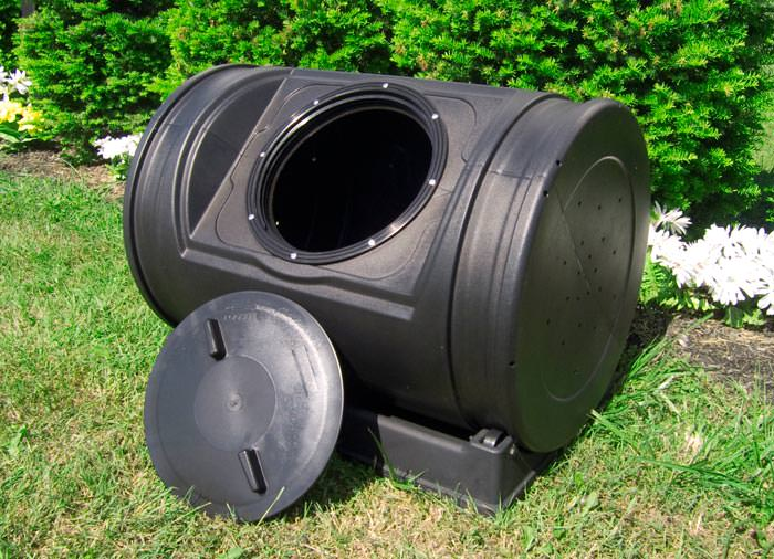 best compost tumbler for backyard composting Compost-Wizard-Jr