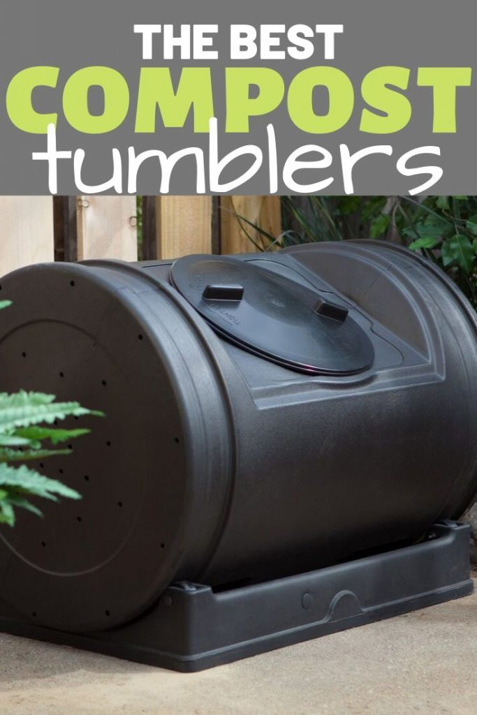 The best compost tumblers