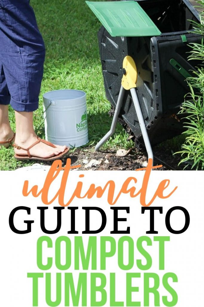 The ultimate guide to compost tumblers