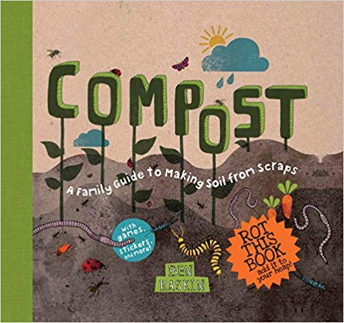 compost book for kids