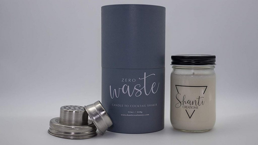 zero waste candle kit