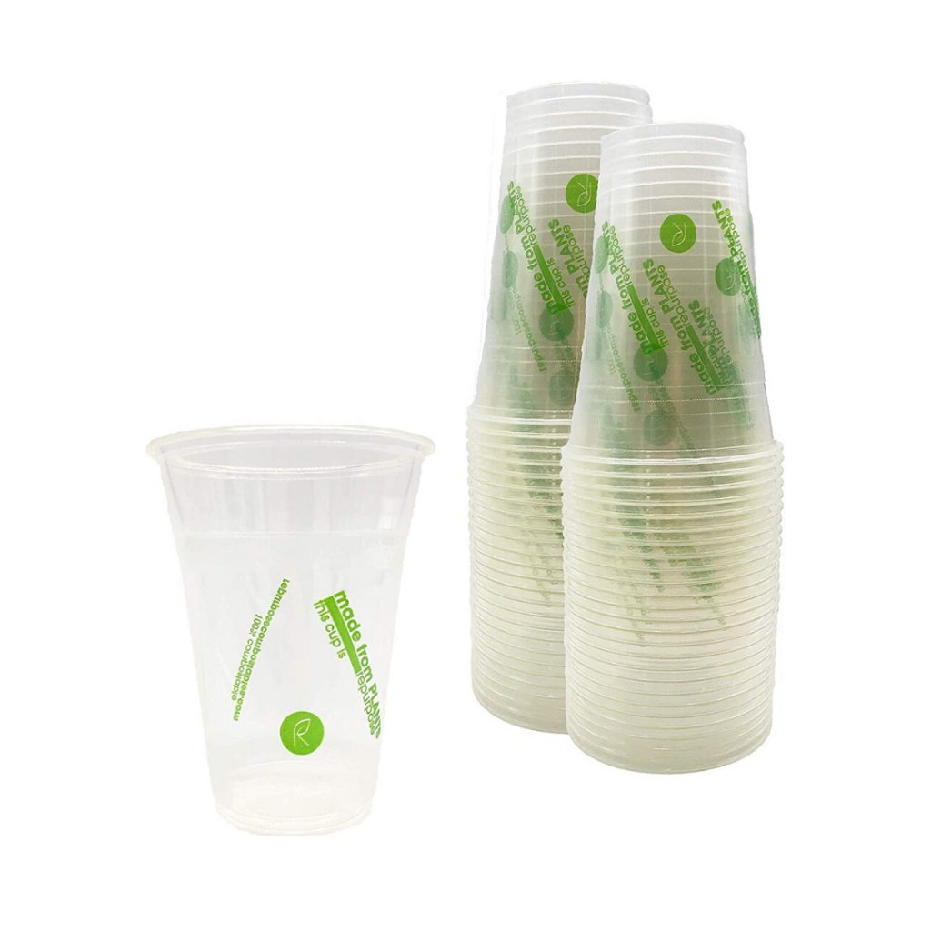Compostable party cups
